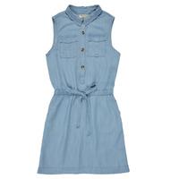 material Girl Short Dresses Deeluxe LALI Blue