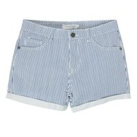 material Girl Shorts / Bermudas Deeluxe BILLIE White / Blue