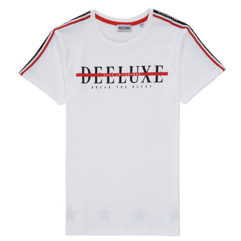 material Boy short-sleeved t-shirts Deeluxe RALF White