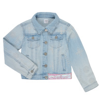 material Girl Denim jackets Desigual 21SGED02-5010 Blue