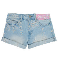 material Girl Shorts / Bermudas Desigual 21SGDD05-5010 Blue