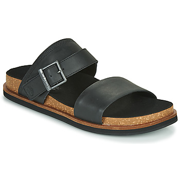 Shoes Men Mules Timberland AMALFI VIBES 2BAND SANDAL Black