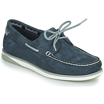 Shoes Men Boat shoes Timberland ATLANTIS BREAK BOAT SHOE Blue