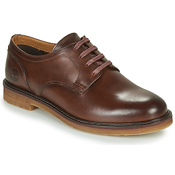Shoes Men Derby shoes Timberland OAKROCK LT OXFORD Cognac