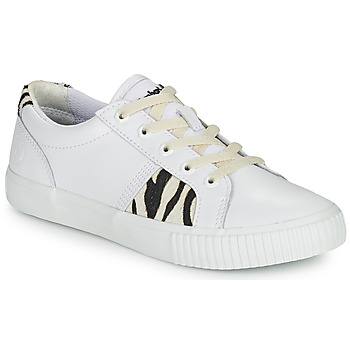 Shoes Women Low top trainers Timberland SKYLA BAY OXFORD White