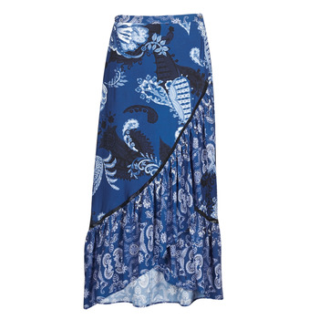 material Women Skirts Desigual NEREA Blue
