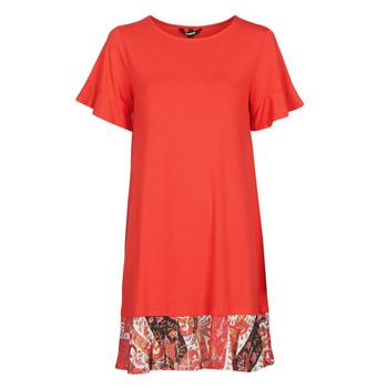 material Women Short Dresses Desigual KALI Red