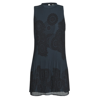 material Women Short Dresses Desigual TORONTO Black