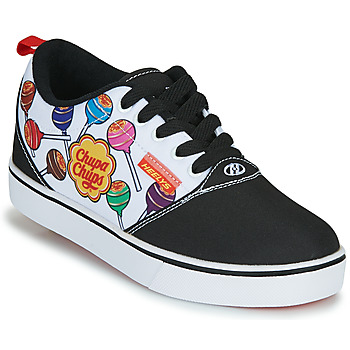 Shoes Boy Wheeled shoes Heelys CHUPA CHUPS PRO 20 White / Black / Multicolour