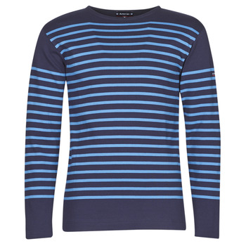 material Men Long sleeved shirts Armor Lux AMIRAL Blue