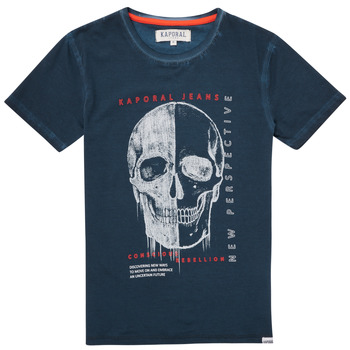 material Boy short-sleeved t-shirts Kaporal MARIL Marine