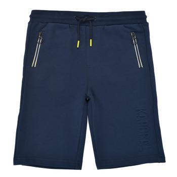 material Boy Shorts / Bermudas Kaporal MATYS Marine
