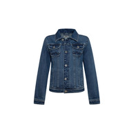 material Girl Denim jackets Pepe jeans NEW BERRY Blue