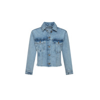 material Girl Denim jackets Pepe jeans NICOLE JACKET Blue