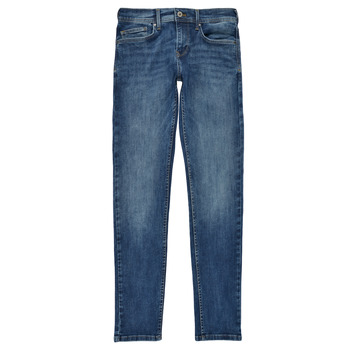 material Boy Skinny jeans Pepe jeans FINLY Blue