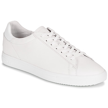 Shoes Low top trainers Clae BRADLEY White