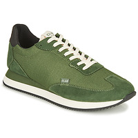 Shoes Men Low top trainers Clae RUNYON Green