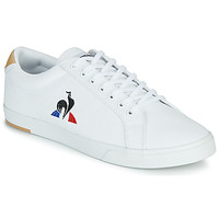Shoes Men Low top trainers Le Coq Sportif VERDON II White / Brown