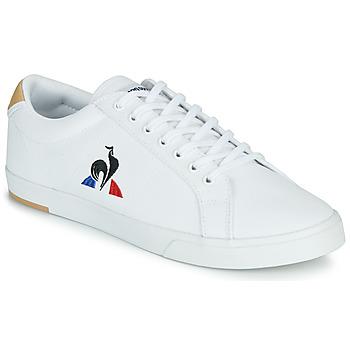 Shoes Men Low top trainers Le Coq Sportif VERDON II White / Brown