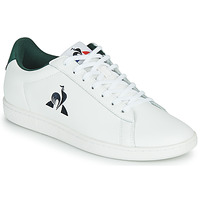 Shoes Men Low top trainers Le Coq Sportif MASTER COURT White / Green