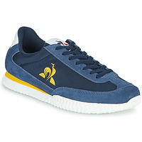 Shoes Men Low top trainers Le Coq Sportif VELOCE Blue / Yellow