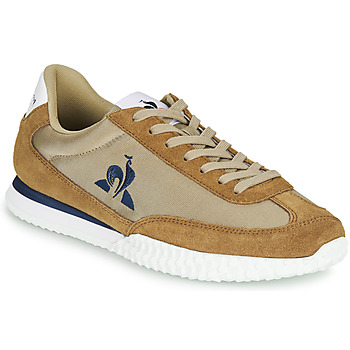 Shoes Men Low top trainers Le Coq Sportif VELOCE Brown / Blue
