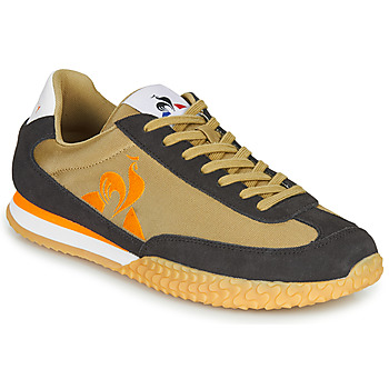 Shoes Men Low top trainers Le Coq Sportif VELOCE Beige / Marine