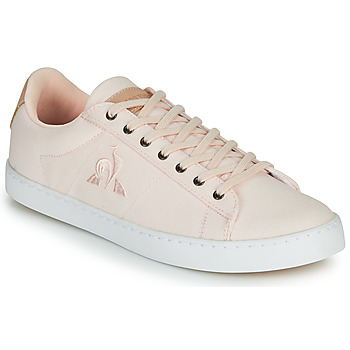Shoes Women Low top trainers Le Coq Sportif ELSA Pink