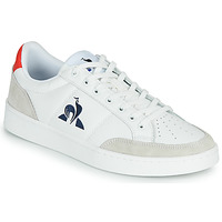 Shoes Men Low top trainers Le Coq Sportif COURTNET White / Red