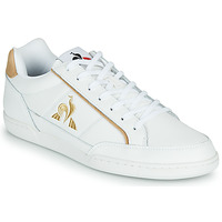 Shoes Men Low top trainers Le Coq Sportif TOURNAMENT White / Brown