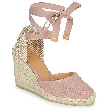Shoes Women Sandals Castaner CHIARA Pink