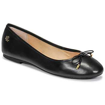 Shoes Women Ballerinas Lauren Ralph Lauren JAYNA Black