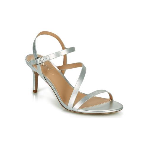 Shoes Women Sandals Lauren Ralph Lauren LANDYN Silver