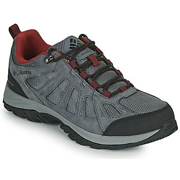 Shoes Men Hiking shoes Columbia REDMOND III WATERPROOF Grey
