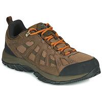 Shoes Men Hiking shoes Columbia REDMOND III Brown