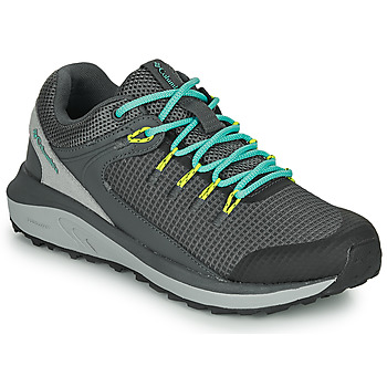 Shoes Women Hiking shoes Columbia TRAILSTORM WATERPROOF Grey