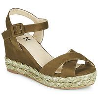 Shoes Women Sandals Elue par nous JOHAN Green
