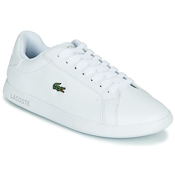 Shoes Women Low top trainers Lacoste GRADUATE BL 21 1 SFA White