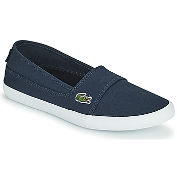 Shoes Women Slip ons Lacoste MARICE BL 2 SPW Marine