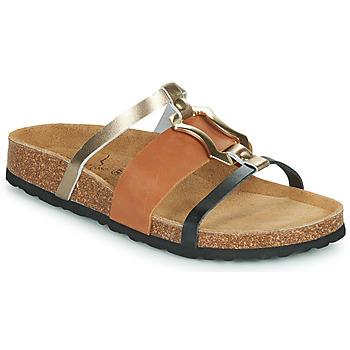 Shoes Women Mules Metamorf'Ose JA Brown