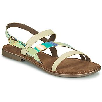Shoes Women Sandals Metamorf'Ose JALADIN White