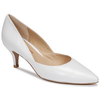 Shoes Women Court shoes Perlato 10974-VENUS-BLANC White