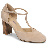 Shoes Women Court shoes Perlato 11789-CAM-MISIA Beige