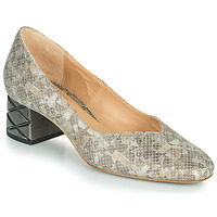 Shoes Women Court shoes Perlato 11780-TRILUX-GRIGIO Beige