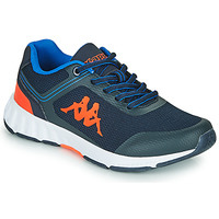 Shoes Children Fitness / Training Kappa FASTER LACE Marine / Orange