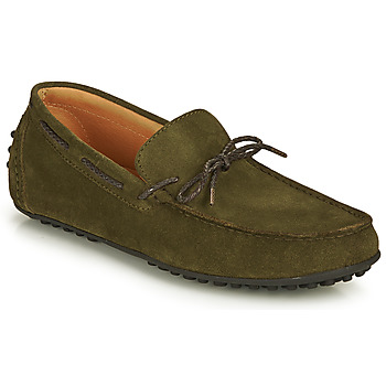 Shoes Men Loafers Brett & Sons MILITARIA Kaki