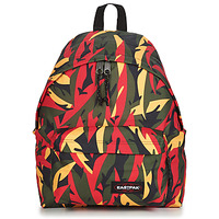 Bags Rucksacks Eastpak PADDED PAK'R 24L Kaki / Yellow / Red