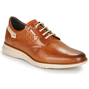 Shoes Men Low top trainers Fluchos 0194-BREZZA-CUERO Brown