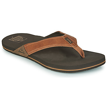 Shoes Men Flip flops Reef REEF NEWPORT Brown