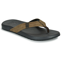 Shoes Men Flip flops Reef CUSHION PHANTOM Brown